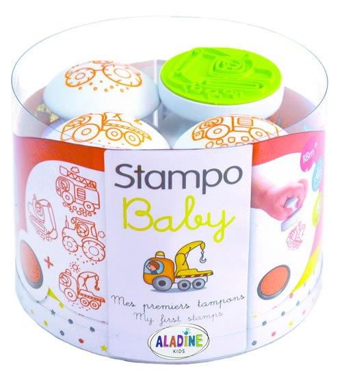 Razítka Stampo baby - Stavební stroje
