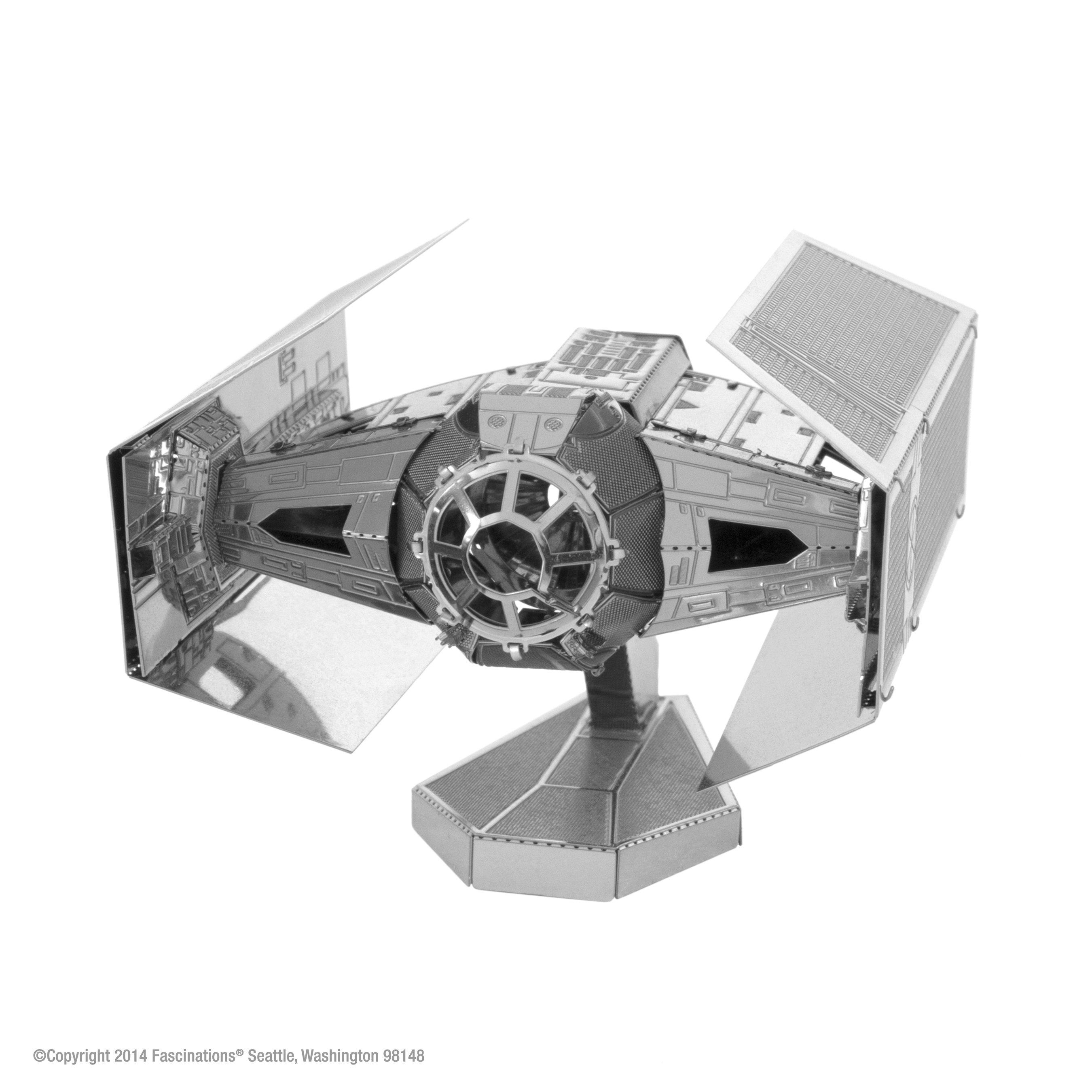 Metal Earth SW Darth Vader´s Starfighter