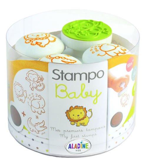 Razítka Stampo baby - Safari