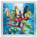 64 d. 3D Magnetické puzzle Mořští koníci