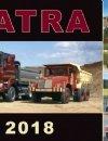 Nástěnný Kalendář - 2018 (Tatra)