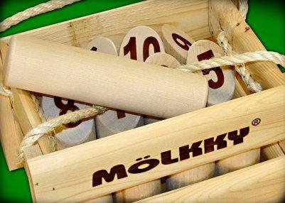 Náhled Mölkky - Dřevěné kuželky