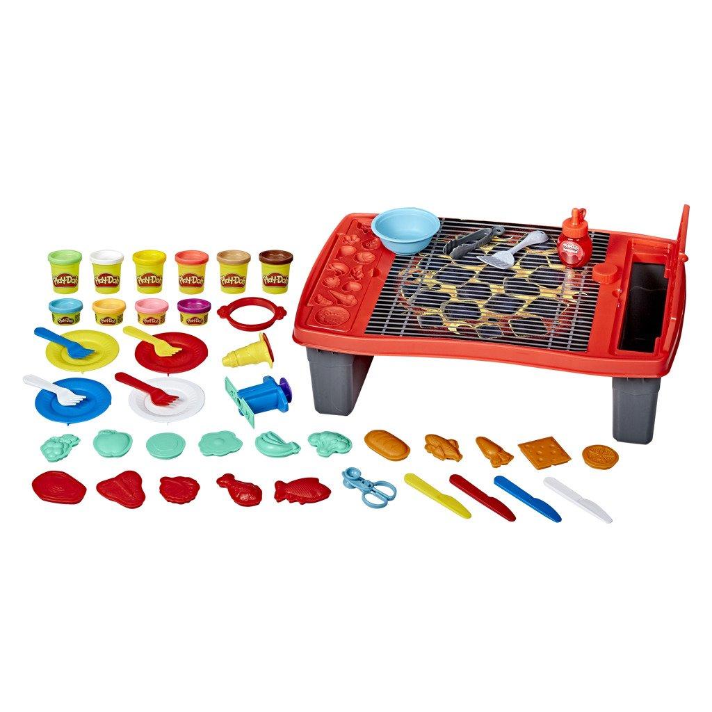 Play-Doh Velká grilovací sada - Hasbro Play-Doh