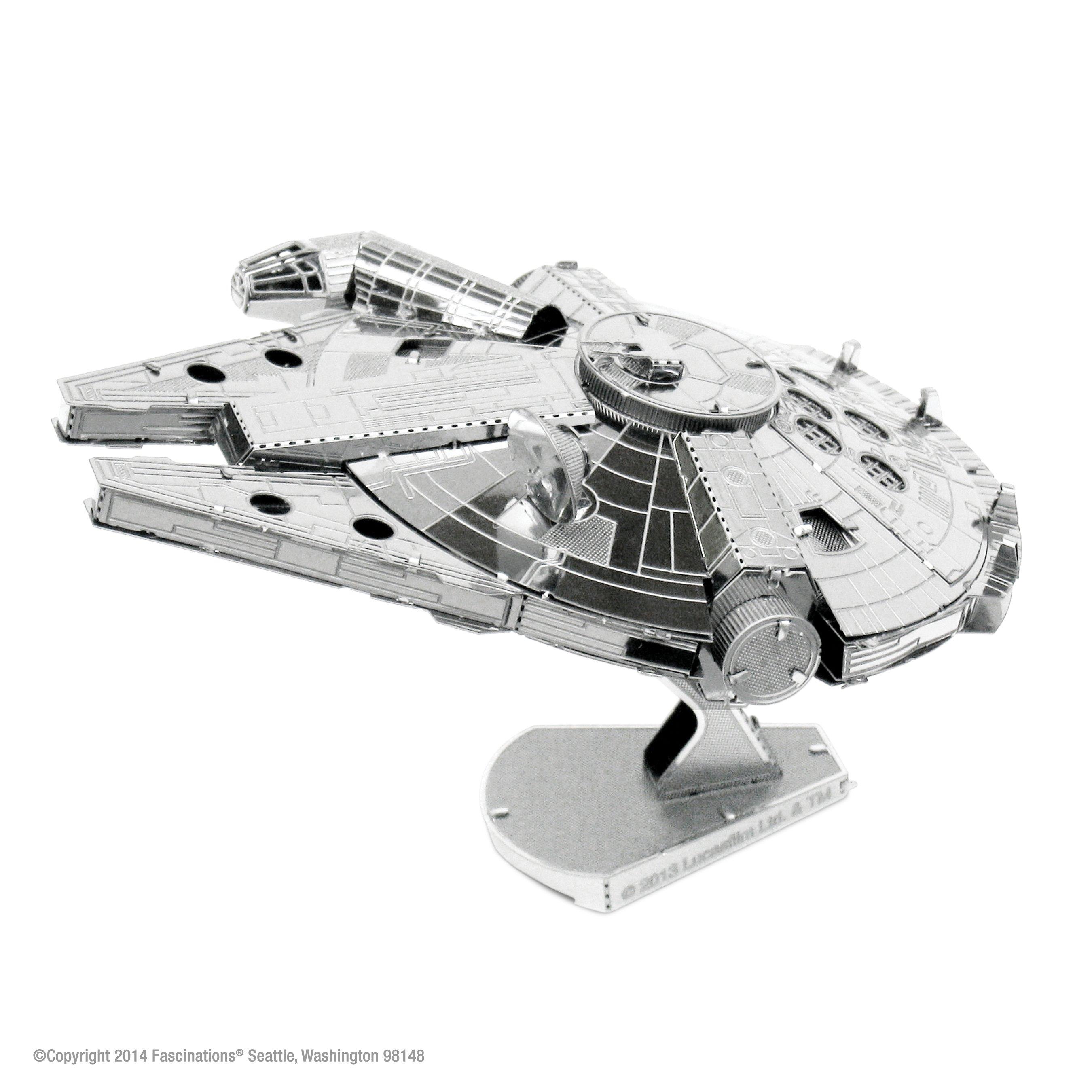 Metal Earth SW Millennium Falcon