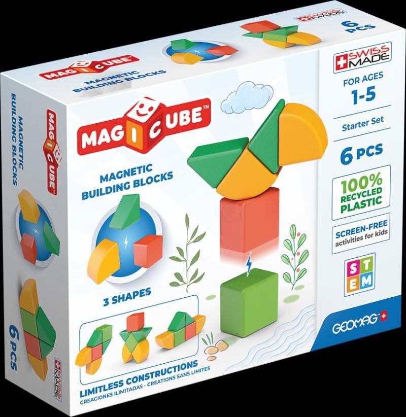 Geomag Magicube - Shapes 6 dílů