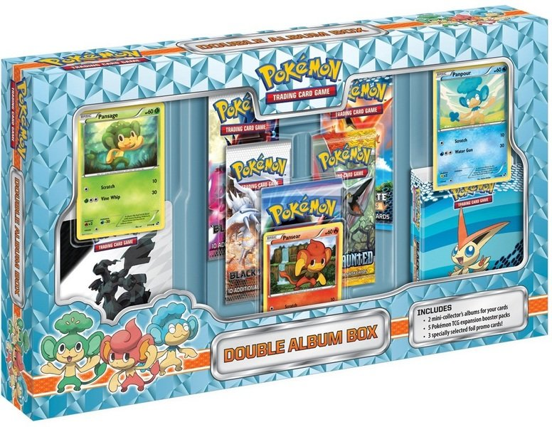 Pokémon: Double Album Box