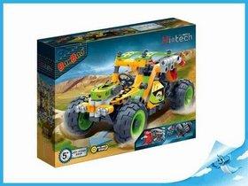 BanBao stavebnice Hi-Tech buggy racing 07 zpětný chod