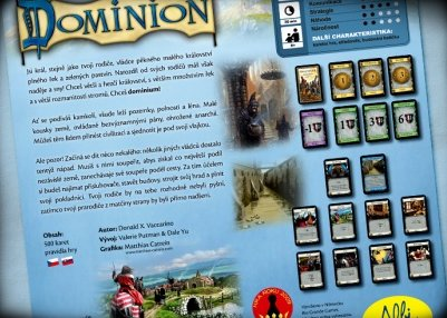 Náhled Dominion