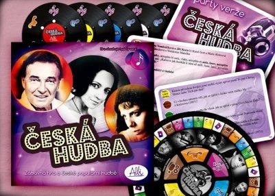 Náhled Česká hudba
