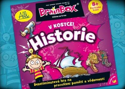 Náhled V Kostce - historie