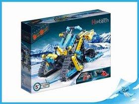 BanBao stavebnice Hi-Tech sněžná rolba 03