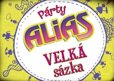 Náhled Party Alias Velká sázka