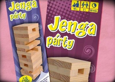 Náhled Jenga párty