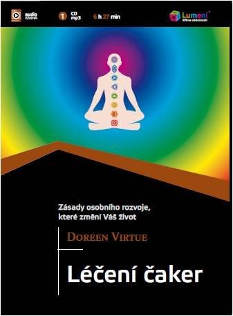 Léčení čaker, audio kniha - Doreen Virtue