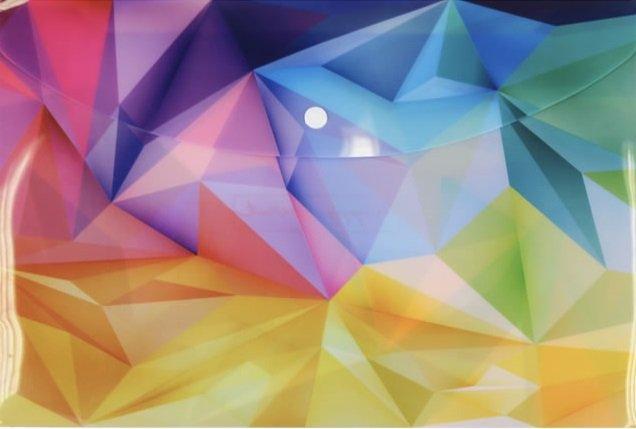 Pouzdro na dokumenty A4: Polygon