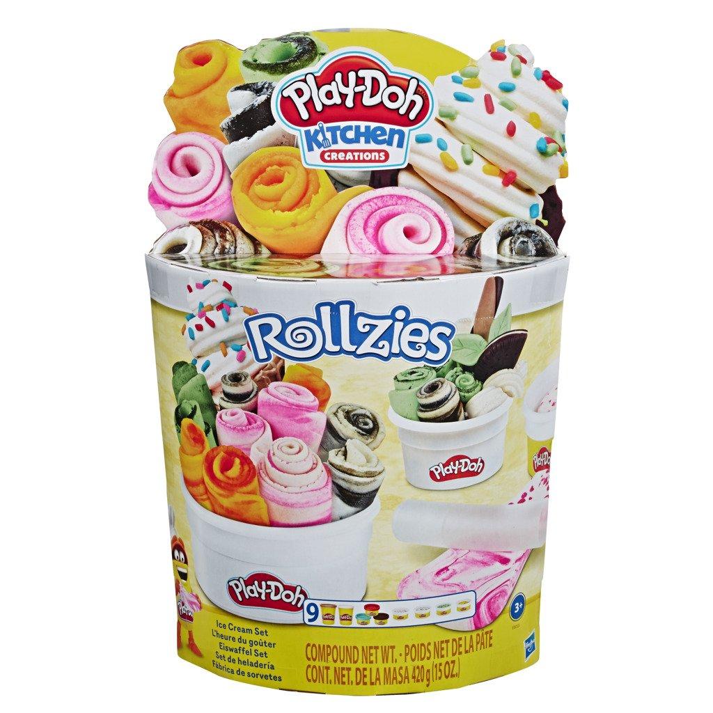 Play-Doh Set rolované zmrzliny - Hasbro Play-Doh