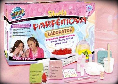 Náhled Parfémová laboratoř