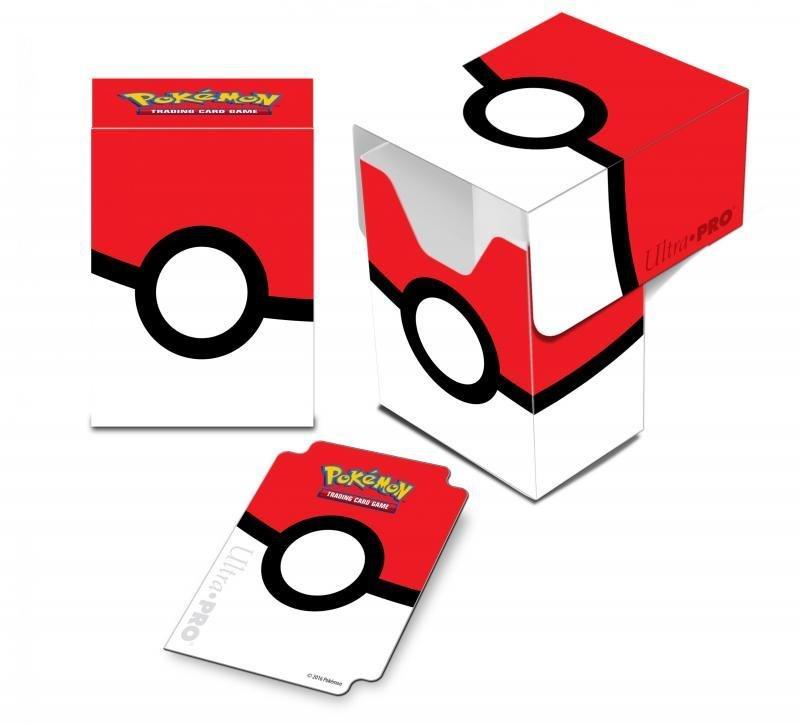 Pokémon: Poké Ball - Deck Box krabička na 75 karet