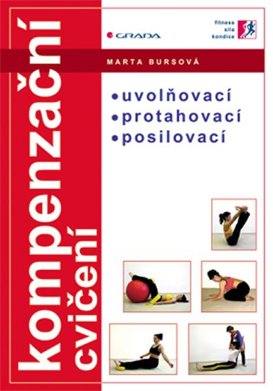 Kompenzační cvičení - uvolňovací, protahovací, posilovací - Marta Bursová