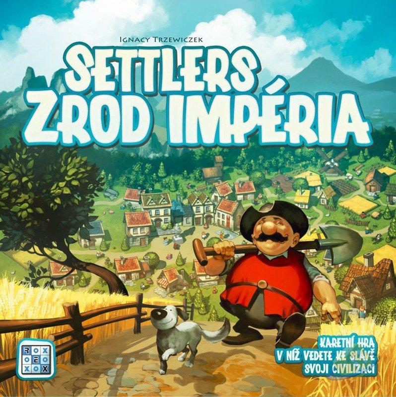 Settlers: Zrod impéria - REXHry