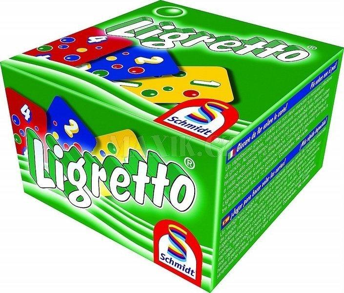 Ligretto/zelené - Karetní hra