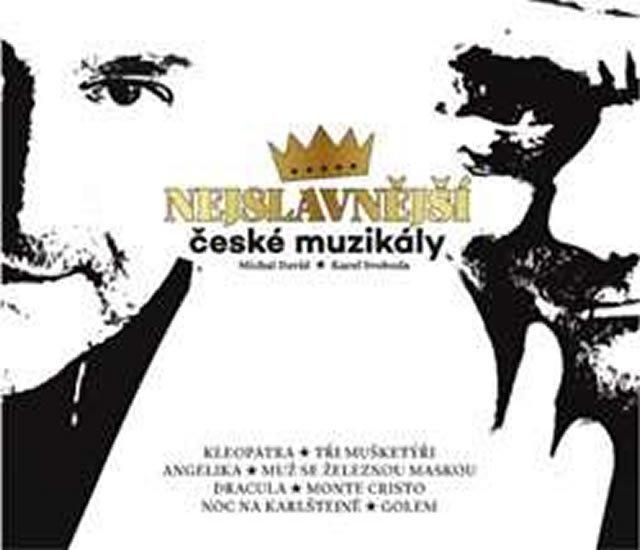 MUZIKÁL: Nejslavnější české muzikály 2 CD - Michal David