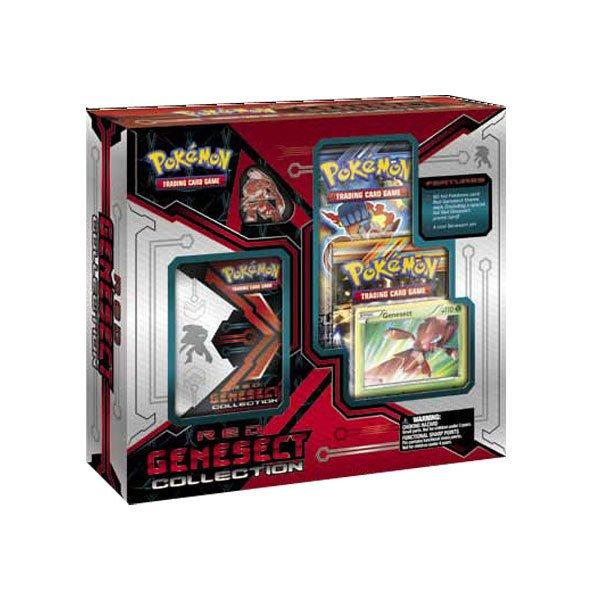Pokémon: Red Genesect Collection (1/12)