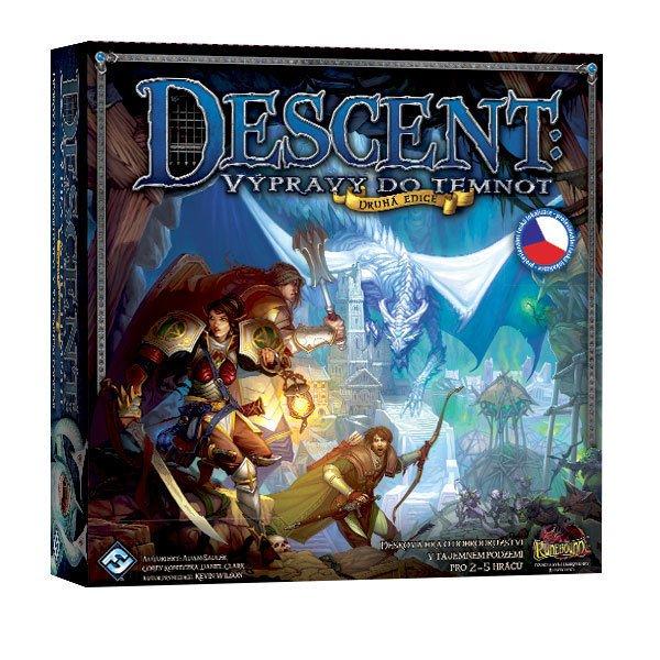 Descent: Journeys in the Dark - druhá edice