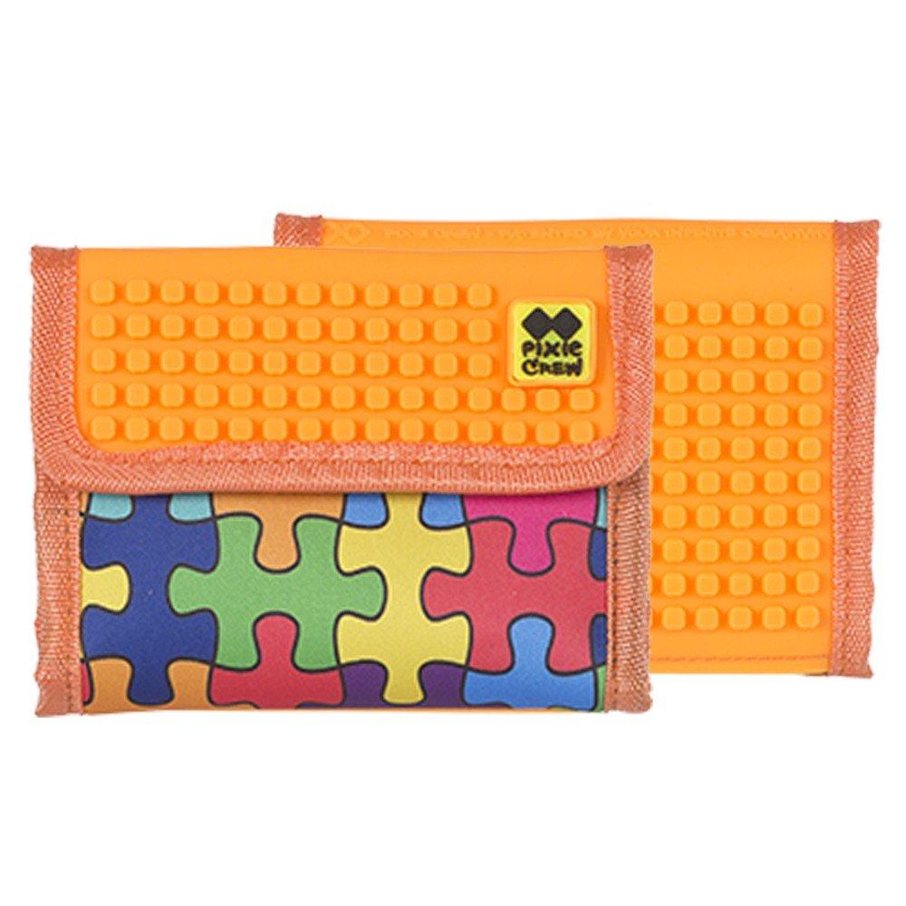 Pixie Peněženka PXA-10 barevné puzzle - Pixie Crew