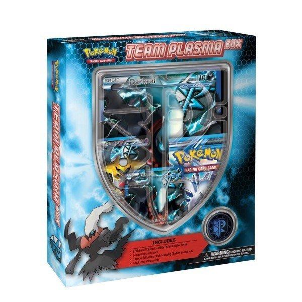 Pokémon: Team Plasma Box (1/12)