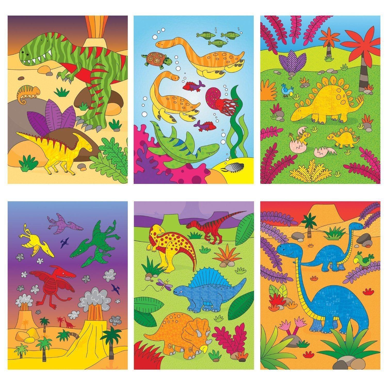 Náhled Vodní magie - Dinosauři