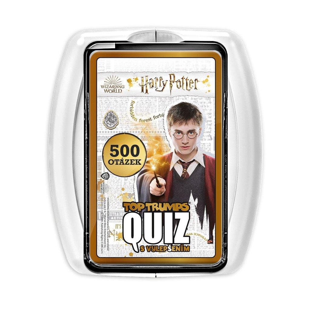Kvízová karetní hra Harry Potter - Alltoys
