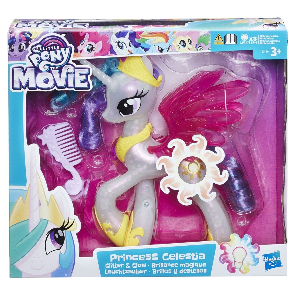 My Little Pony Zářící princezna Celestia - Hasbro My Little Pony