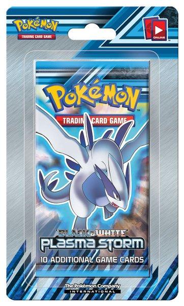Pokémon: Plasma Storm - 1 Blister doplňkový balíček