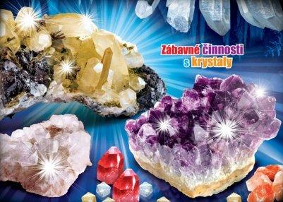 Náhled Krystaly - Clementoni