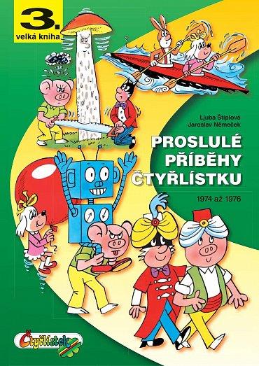 Náhled Proslulé příběhy Čtyřlístku 1974-1976