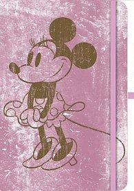 Zápisník Mickey Mouse retro malý
