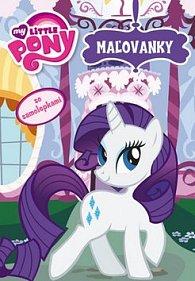 My Little Pony Maľovanky