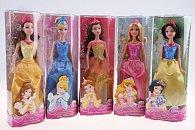 Mattel Disney princezna
