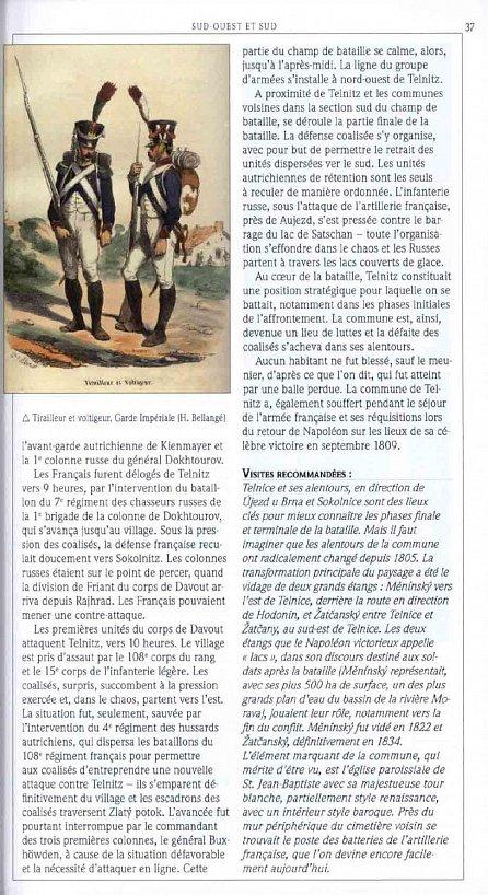 Náhled Le Champ de Bataille D'Austerlitz – Le guide sur le Territoire de la Bataile Des Trois Empereurs