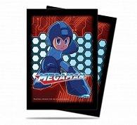 UP Art: Megaman DP Sleeves - obaly na karty
