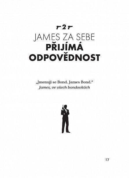 Náhled Chovejte se jako James Bond