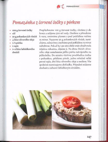 Náhled Kuchařka ze Svatojánu zdraví z kuchyně