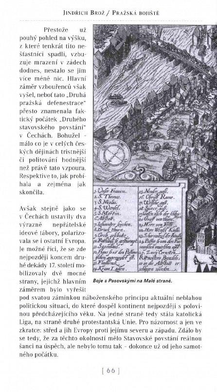 Náhled Toulky Pražská bojiště