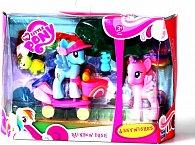 My Little Pony poníci s pohybem a doplňky
