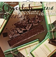 Kalendář 2014 - Čokoláda - nástěnný poznámkový (ANG, NĚM, FRA, ITA, ŠPA, HOL)