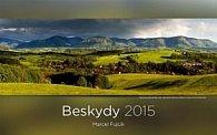 Beskydy 2016 - nástěnný kalendář