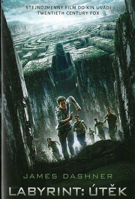 Náhled Labyrint 1 - Útěk