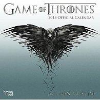 Kalendář 2015 - Hra o trůny/Game of Thrones (300x300)