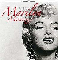 Kalendář 2013 poznámkový - Marilyn Monroe, 30 x 60 cm